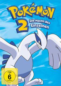 Pokemon 2 - Macht des Einzelnen (DVD) Min: 74DD5.1WS