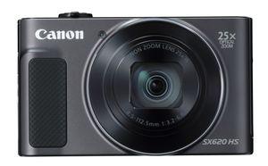 "Canon PowerShot SX620 HS - Digitalkamera - 20,2 MP CMOS - Display: 7,62 cm/3"" LCD - Schwarz Canon"