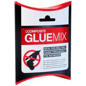 Smedbo iComposite Gluemix Kleber für bohrerfreie Montage