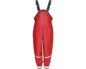 Playshoes Regenlatzhose für Kinder 86 Rot
