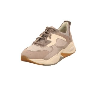 Timberland Delphiville Damen Sneaker Silber Schuhe, Größe:39