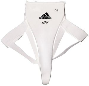adidas WTF Tiefschutz Taekwondo Damen S