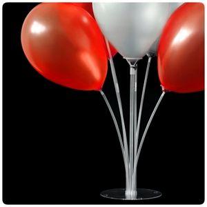 Ballonständer für Luftballons Geburtstag Hochzeit Dekoration Party Ballonhalter Luftballon Deko