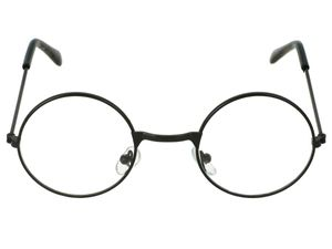 Harry Potter Kunststoff Brille für Kinder Kostüm | Schwarz