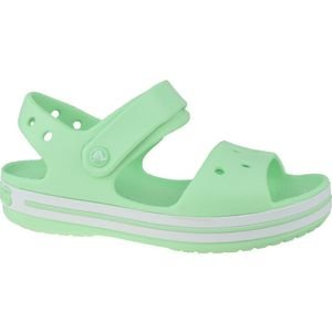 crocs Crocband Sandal Kids Neo Minze Croslite Größe: 27/28 Normal