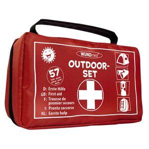 Wundmed Outdoor Set 57 teilig Erste-Hilfe-Set