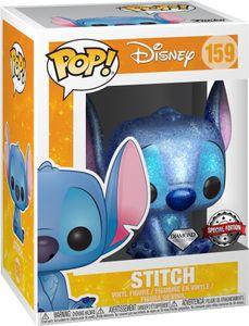Disney - Stitch 159 Diamond Special Edition - Funko Pop! - Vinyl Figur
