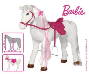 """Happy People Barbies Pferd """"Majesty""""; 58035"""