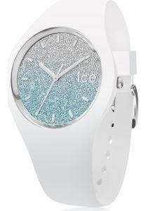 Ice-Watch 013425 Damen-Armbanduhr Ice Lo Weiß/Hellblau S