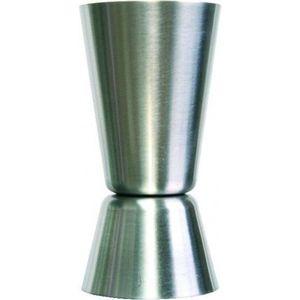 Barmaß Edelstahl 2,5 - 5,00 ml
