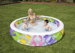 Intex 56494 Pinwheel Pool 229 x 56 cm
