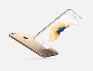 Apple iPhone 6s Smartphone - 128 GB Built-in Memory - Wireless LAN - 4G - Bar - Gold - kein SIM-Lock - E-Mail, iMessage, SMS (Short Message Service), MMS (Multimedia Messaging Service) - Gyro-Sensor, Barometer, Beschleunigungsmesser, Digitaler Kompass, Näherungssensor, Fingerabdruck-Sensor, Umgebungslichtsensor - 1 SIM Card Supported - Nano SIM - iOS 9 - Apple A9 Dual-Core 2 GHz - 2 GB - 11,9 cm (4,7 Zoll) LCD-Display 1334 × 750 Pixel - IPS-Technologie (In-Plane-Switching), Retina-Display -