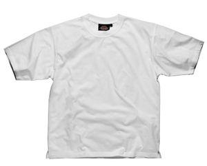 Dickies Baumwoll-T-Shirt weiß SH34225 WH XXL