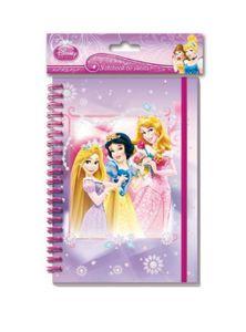 Disney notizbuch Prinzessin junior A5 Papier violett