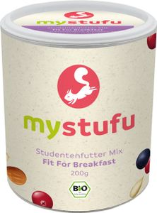 mystufu Fit For Breakfast 200g