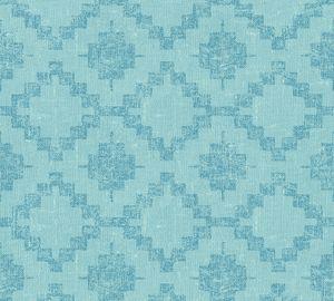 A.S. Création Vliestapete California Tapete blau 10,05 m x 0,53 m 363754 36375-4