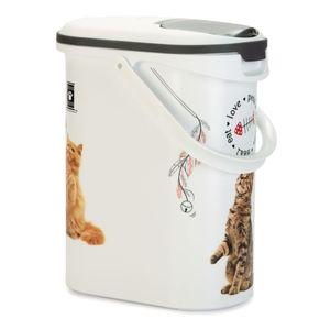 Curver Tierfutterbehälter Katze 10 L