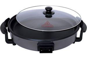MIA MP 107 Tisch-Kochplatte, 3 l Fassungsverm?gen, Thermostat