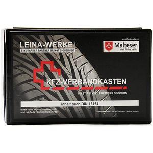 Leina Werke 10105 KFZ Verbandkasten Fotodruck Schwarz Mehrfarbig