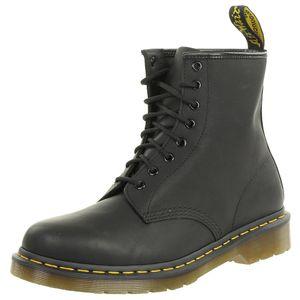 Dr. Martens 1460 Stiefel Boots Schuhe Black Harvey, Größe:38