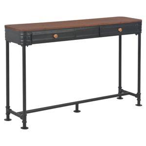 【Neu】Beistelltische Konsolentisch mit 2 Schubladen 120x30x75 cm BEST SELLER- Massivholz TanneMöbel-Tische-Ziertische-Beistelltische im Landhaus-Stil
