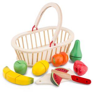 New Classic Toys, Schneide-Set Obstkorb