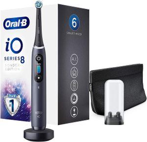 Braun Oral-B iO Series 8 Black Onyx       Special Edition