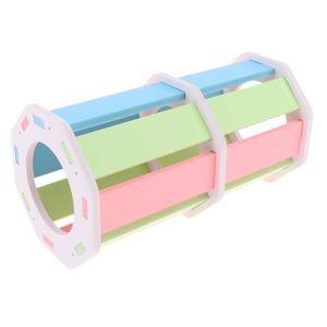 Kleintier Tunnel Spieltunnel Röhre Spielzeug für Nager, Chinchilla, Hamster, Zwerghamster, Meerschweinchen