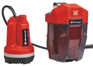 Einhell Power X-Change Akku-Klarwasserpumpe GE-PP 18 RB Li - Solo
