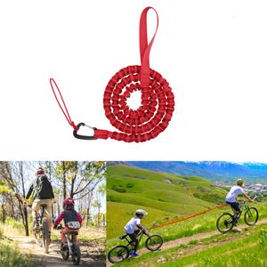 Abschleppseil Fahrrad KinderTraktionsseil Eltern Kind Zugseil Abschleppseil rot