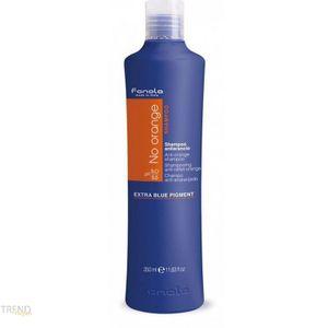 Fanola No Orange Shampoo gegen Kupfer oder Rot Stich im gefärbten Haar 350 ml