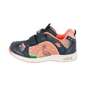 Lico Flamingo V Blinky Mädchen Sneaker, Größe:33 EU
