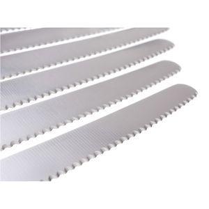 Tafel- Brötchenmesser Bunt 6 Stück