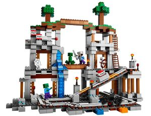 LEGO® Minecraft The Mine