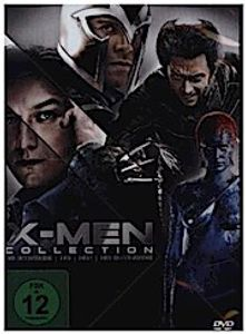 X-Men Movies Collection