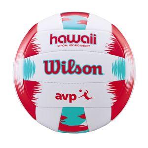 Wilson - Beach Volleyball - AVP Hawaii - Rot