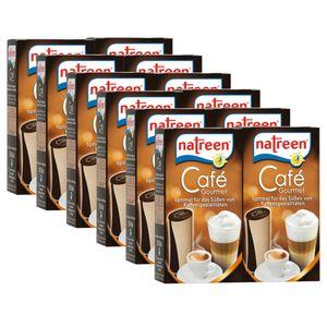 NATREEN Café Gourmet Süßstoff 12 x 500er Tischspender Feine Süße Tafelsüße