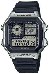 Casio Watch Digitaluhr Armbanduhr AE-1200WH-1CVEF