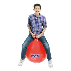 Hüpfball, Sprungball, Hopsball, Springball, Hopser ø 55 cm, rot