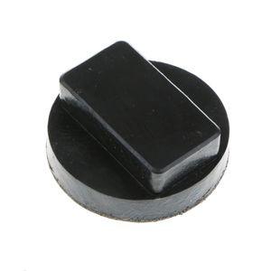 Wagenheber Gummiauflage für Autoheber Rangierwagenheber, Universal Gummi Auflage Jack Pads, Perfekt Schützt Pkw Lkw Kfz