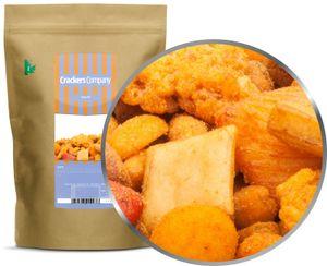 Ranger Mix - Erdnüsse, Reis- und Weizencracker Mix - ZIP Beutel 300g