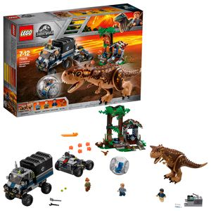 LEGO® Jurassic World™ Carnotaurus - Flucht in der Gyrosphere, 75929
