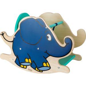 Small Foot Design Die Maus Schaukelelefant (1 Stück); 10819