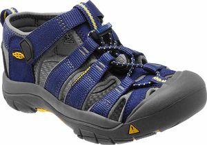 Keen Kinder-Sandale  NEWPORT H2 Kids Outdoor-Sandale Blue Depths dunkelblau, Größe:32/33