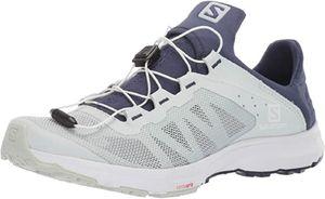 Salomon Amphib Bold Trail Laufschuh Damen Erwachsene weiß / blau 6 UK - 39 1/3 EU - 7.5 US
