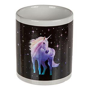 Tasse Magic Stoneware Mug Einhorn mit Thermoeffekt