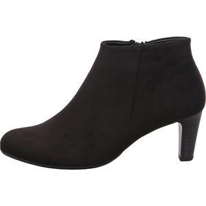 Gabor  Damenschuhe Stiefeletten Elegant Stiefelette Schwarz Elegant, Schuhgröße:EUR 38.5 | UK 5.5