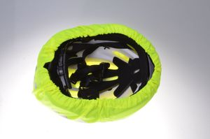 Regenschutz Helm Fahrradhelm Regenhaube Regenschutz Helmüberzug Regenüberzug
