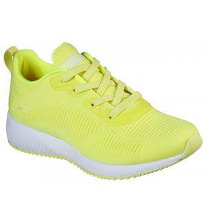 Skechers Damen Sneaker BOBS SQUAD Neon-Gelb 33162 NYEL, 33162 NYEL, 33162 NYEL, 33162 NYEL, 33162 NYEL, 33162 NYEL