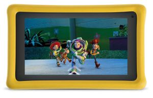 Pebble Gear™ Toy Story 4 Kinder-Tablet (7 Zoll), über 500 Games und Apps